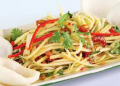 Foto Sa lat xoai (Mango salade) (Vegetarisch)
