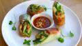 Foto Nem cuon bò (beef salade rol) - 2 stuks