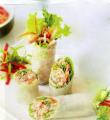 Foto Nem cuon cua (krab salade rol)
