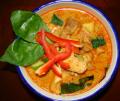 Foto Bò nau cà-ri (Beef curry)
