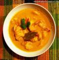Foto Tom nau Cà-ri (Garnalen curry)