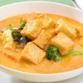 Foto Dau phu nau Cà-ri (Tofu curry) (Vegetarisch)